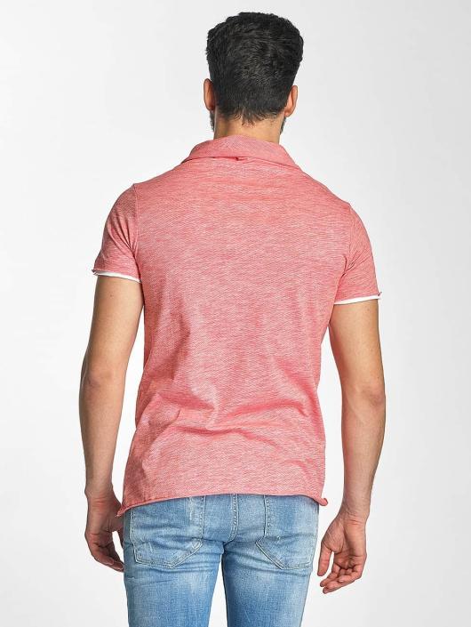 Red Bridge T-Shirty Stripes czerwony