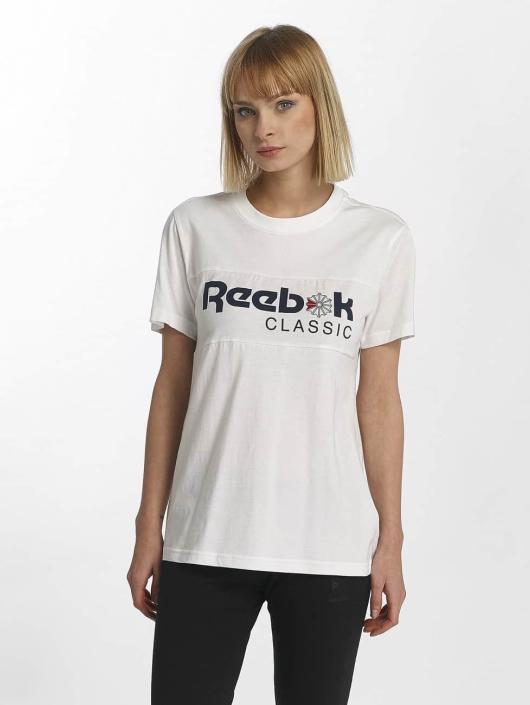 Reebok Футболка F Classic белый