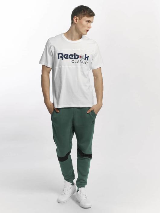 Reebok Футболка F Franchise Iconic белый