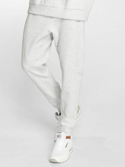 Reebok Pantalón deportivo DC gris