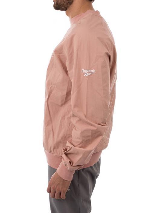 Reebok Pullover Lf Woven pink