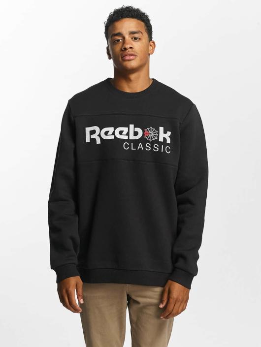 Reebok Pullover F Iconic schwarz