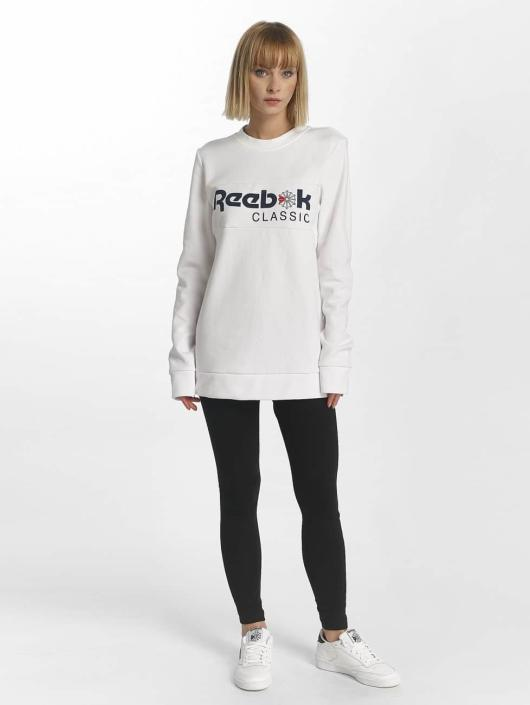 Reebok Pullover F Iconic weiß