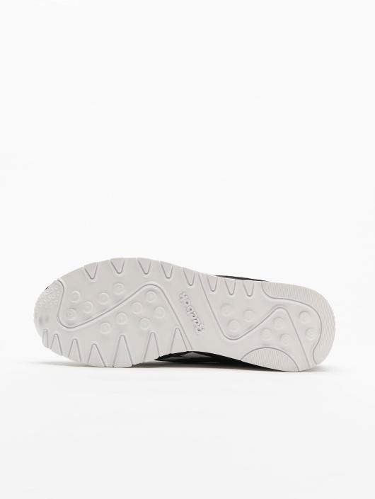 Reebok Sneaker Classic Nylon schwarz