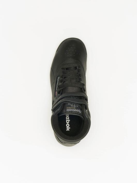 Reebok Sneaker Freestyle Hi Basketball Shoes schwarz