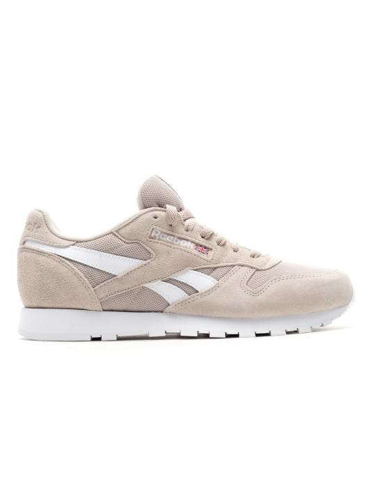 Reebok Sneakers Cl Leather Mu bialy
