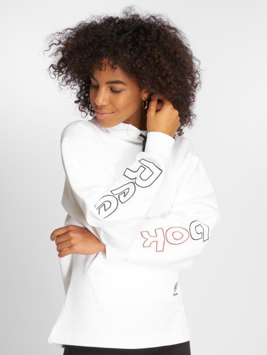 9feb42bb58ce Reebok   AC Oversized blanc Femme Sweat & Pull 464098