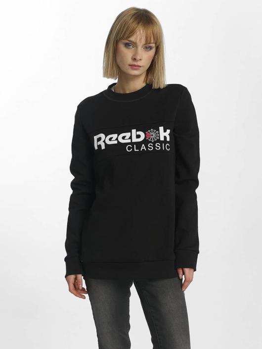 Reebok Swetry F Iconic czarny