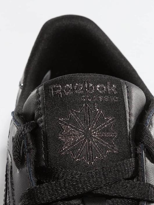Reebok Tøysko Club C 85 Leather svart