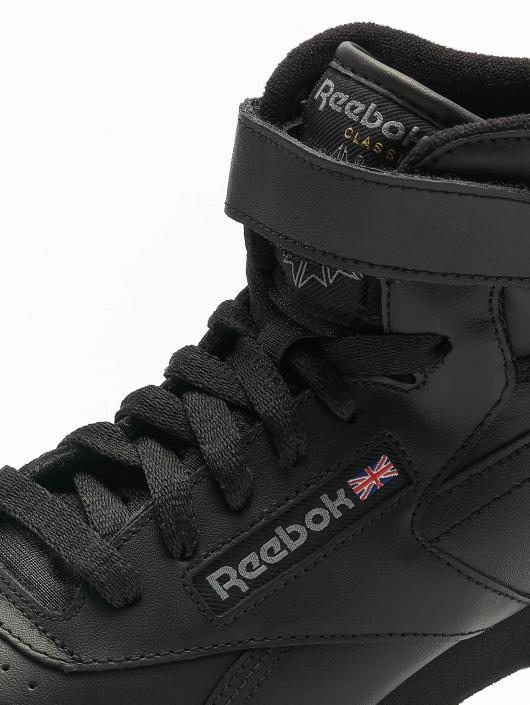 Reebok Tøysko Exofit Hi Basketball Shoes svart