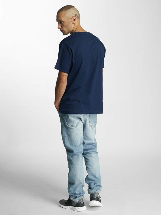 Reebok T-skjorter F Franchise Star blå