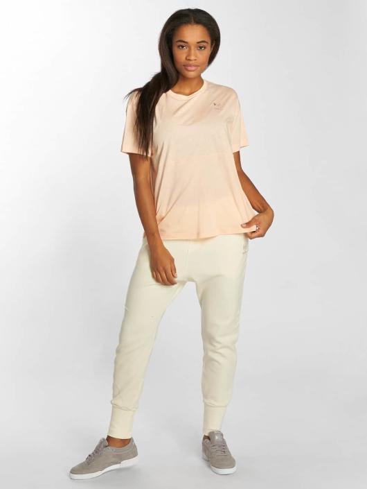 Reebok T-skjorter EF rosa