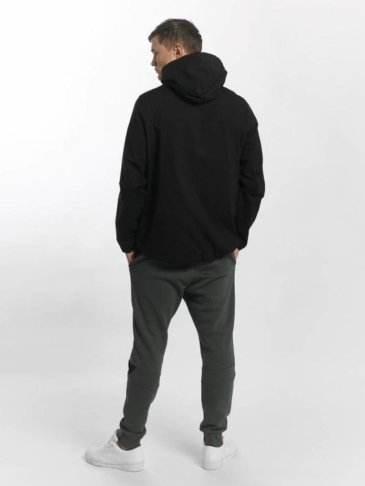 Reebok Transitional Jackets EF 1/2 FZ svart