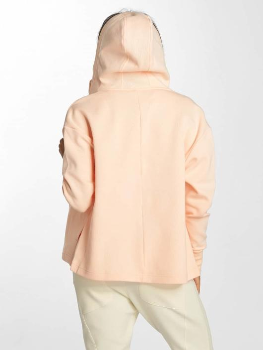 Reebok Zip Hoodie DC FZ розовый