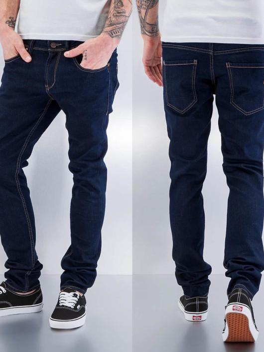 Reell Jeans Úzke/Streč Spider modrá