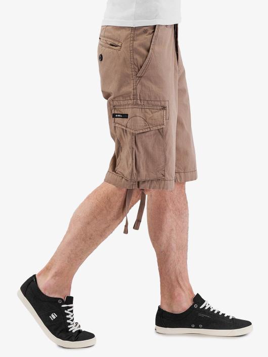 Reell Jeans Šortky New Cardo béžová