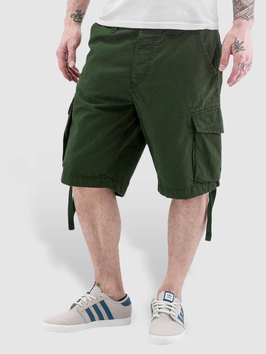 Reell Jeans Šortky New zelená