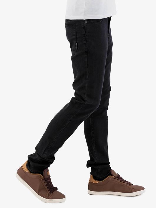 e77e0b13b91 Reell Jeans Джинсы   Облегающие джинсы Radar Stretch Super черный 104197