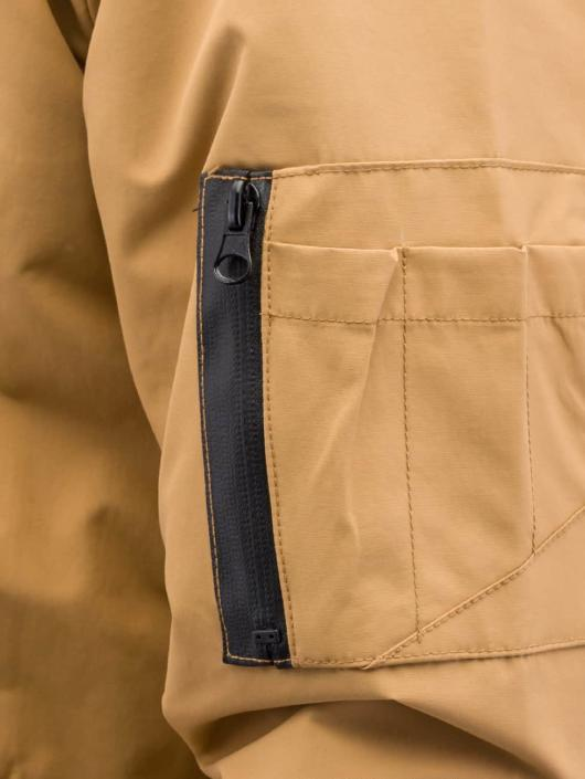 Reell Jeans Bomberjack Technical bruin