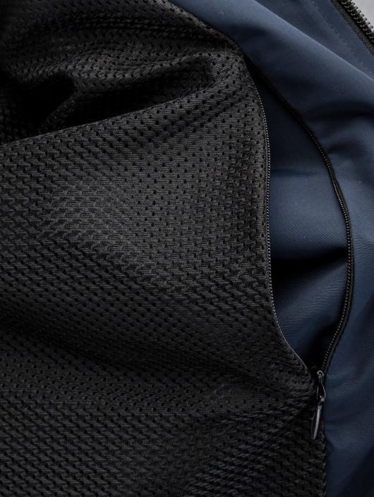 Reell Jeans Bomberjacke Technical blau