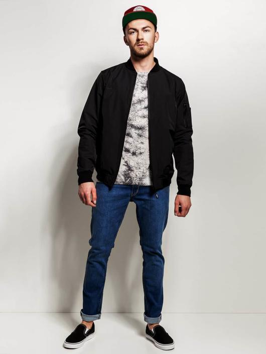 Reell Jeans Bomberjacke Technical schwarz