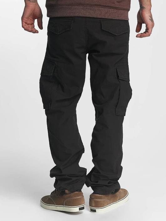 Reell Jeans Cargo Flex èierna