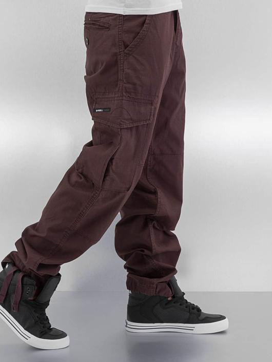 Reell Jeans Cargo Ripstop hnedá
