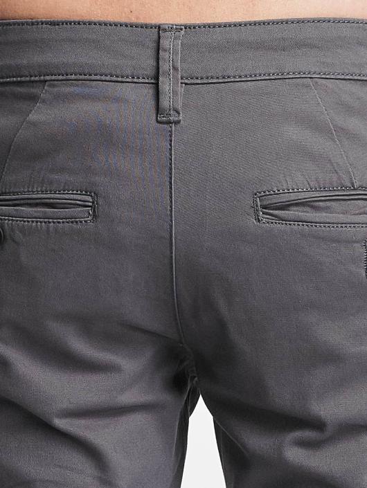 Reell Jeans Cargo Nohavice Flex Tapered šedá