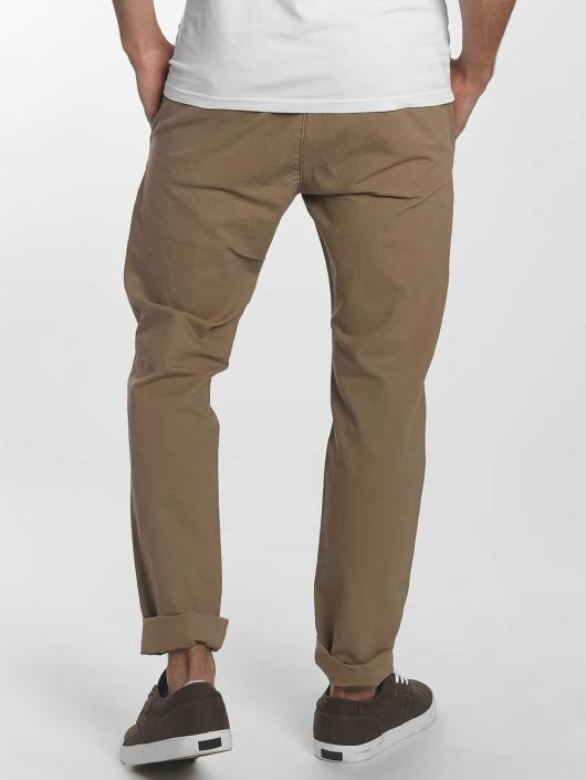 Reell Jeans Cargo Nohavice Reflex Easy béžová