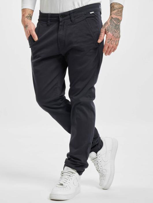 Reell Jeans Cargo Nohavice Flex Tapered modrá