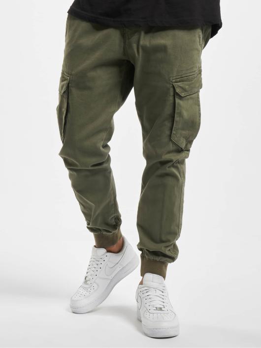 Reell Jeans Cargo Reflex Rib olive
