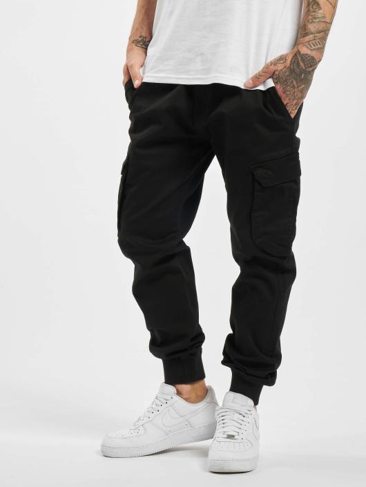 Reell Jeans Cargo pants Reflex Rib black