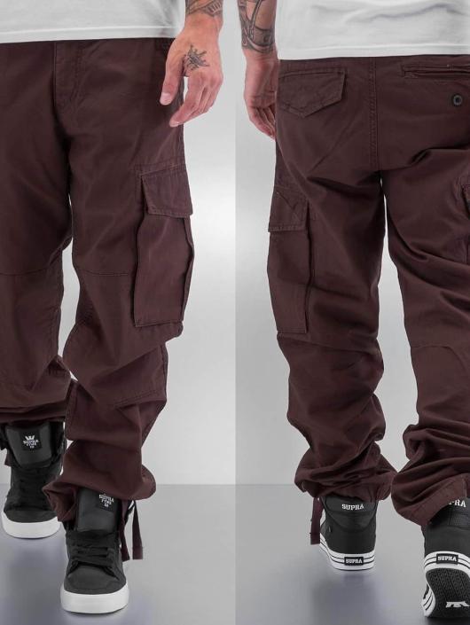 Reell Jeans Cargo pants Ripstop hnědý