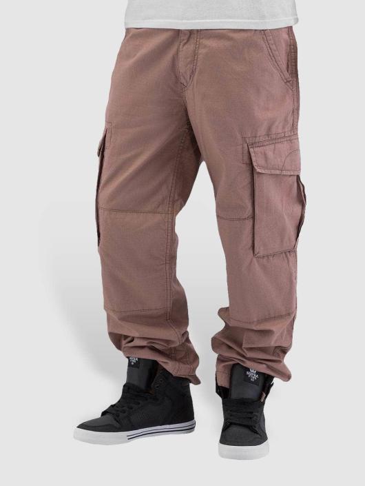 Reell Jeans Cargohose Ripstop beige