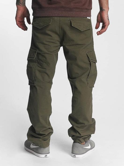 Reell Jeans Cargohose Flex olive