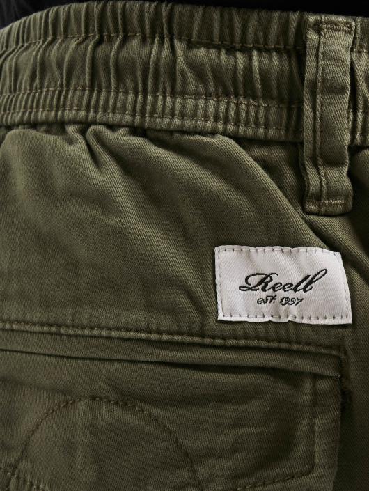 Reell Jeans Cargohose Reflex Rib olive