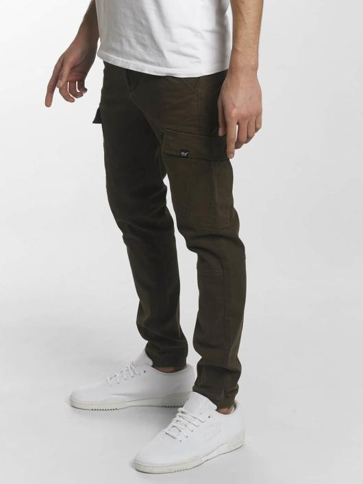hübsch und bunt wie man wählt begrenzte garantie Reell Jeans Jogger Cargo Pants Olive