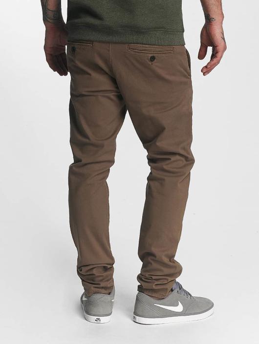 Reell Jeans Chino Flex Tapered braun