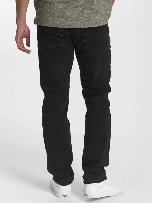 Reell Jeans dżinsy przylegające Nova II czarny