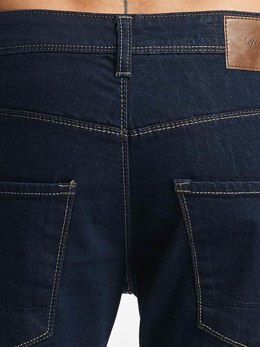 reell jeans razor bleu homme jean coupe droite 375476. Black Bedroom Furniture Sets. Home Design Ideas