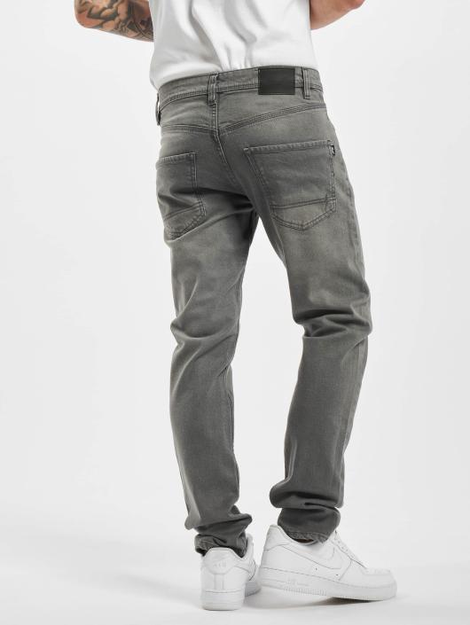 Reell Jeans Jean coupe droite Nova II gris