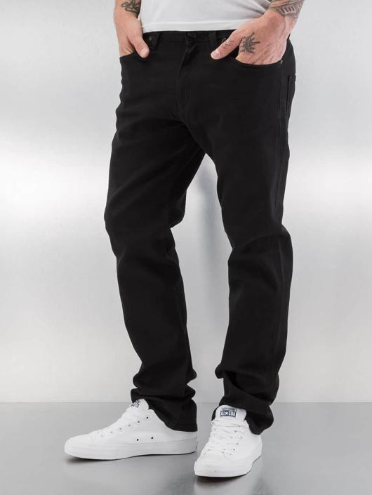3a2468db5a70 Reell Jeans   Razor II noir Homme Jean coupe droite 287342