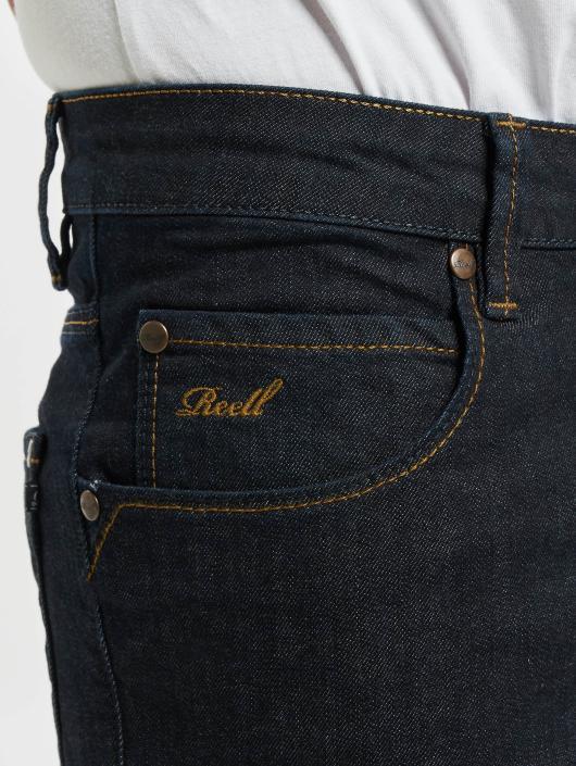 Reell Jeans Løstsittende bukser Lowfly blå