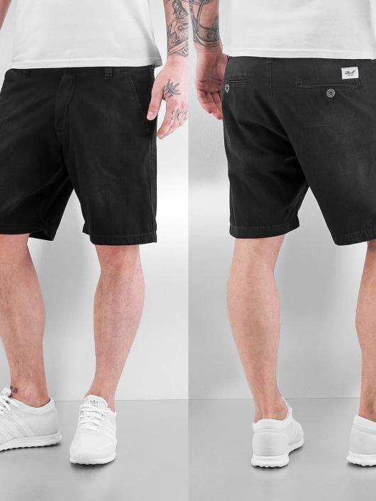 Reell Jeans Shorts Miami Chino schwarz