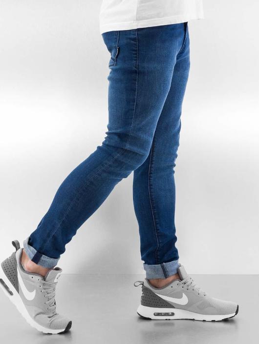 Reell Jeans Skinny Jeans Radar Stretch Super Slim Fit blau