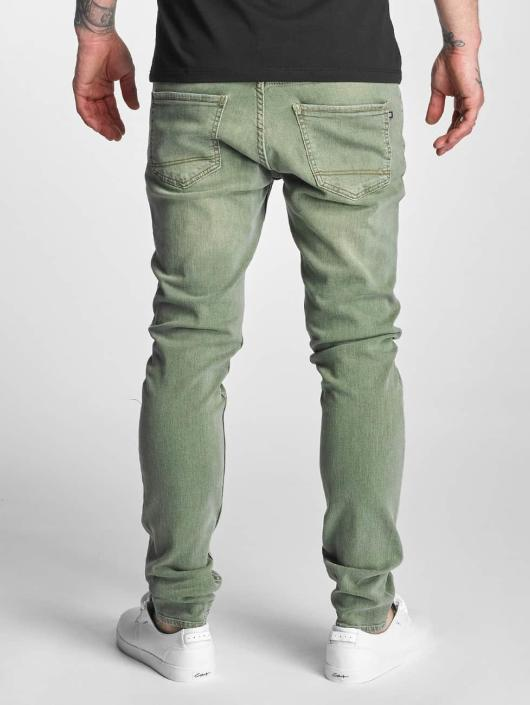 Reell Jeans Slim Fit Jeans Spider olive