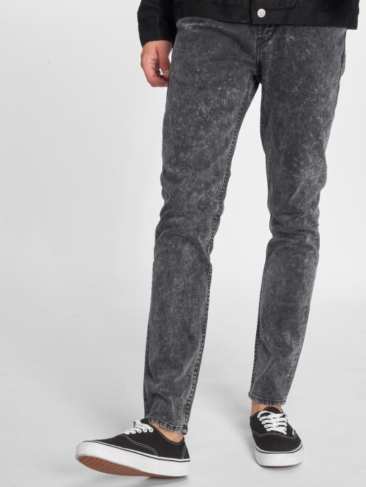 Reell Jeans Herren Slim Fit Jeans Spider in schwarz 507385 6f30b6b85c