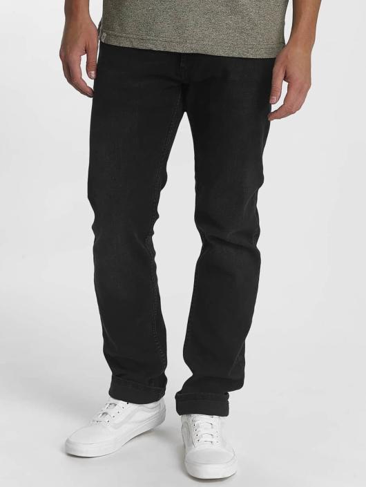 Reell Jeans Slim Fit Jeans Nova II sort