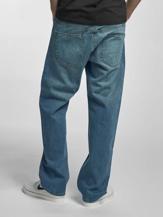 Reell Jeans Spodnie Baggy Drifter Baggy niebieski