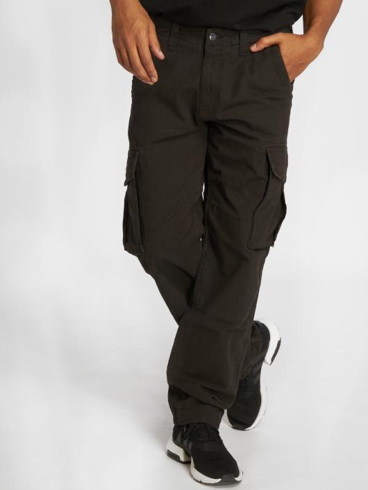 Reell Jeans Spodnie Chino/Cargo Flex Cargo czarny